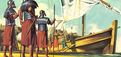 Agrippa almost believes Paul