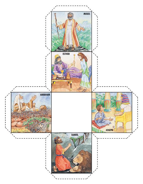Scripture game
