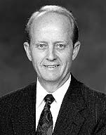 Elder John M. Madsen
