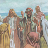 The disciples prevented children from coming to Christ
