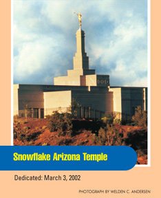 Snowflake Arizona Temple