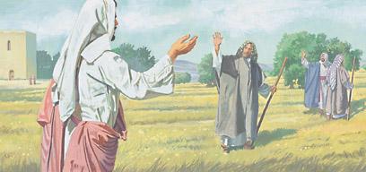 Apostles taught the gospel