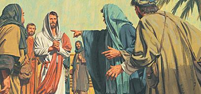 Jews persecuted Jesus