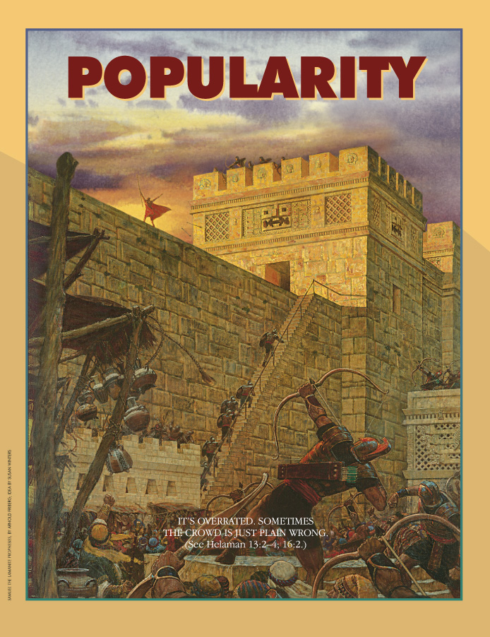 Samuel the Lamanite Prophesies