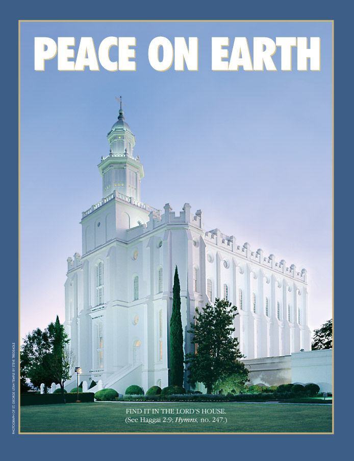 Mormon message
