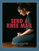 girl kneeling