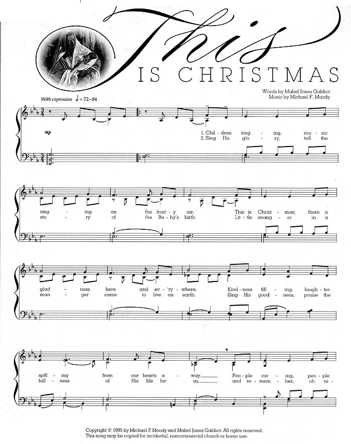 music this is christmas - Song This Christmas