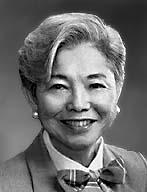 First Counselor, Chieko H. Okazaki