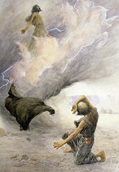Elijah and Elisha