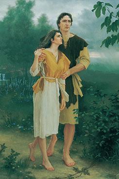 Adam & Eve - Why Was I Born / Show Me You Care
