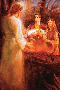 Principios del evangelio cap tulo 35 la obediencia for Adam and eve family salon chennai