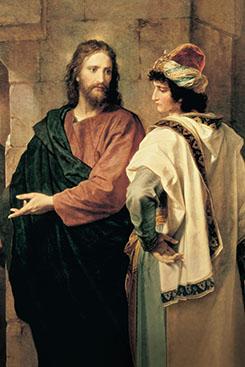 Resultado de imagem para Lucas 18:18