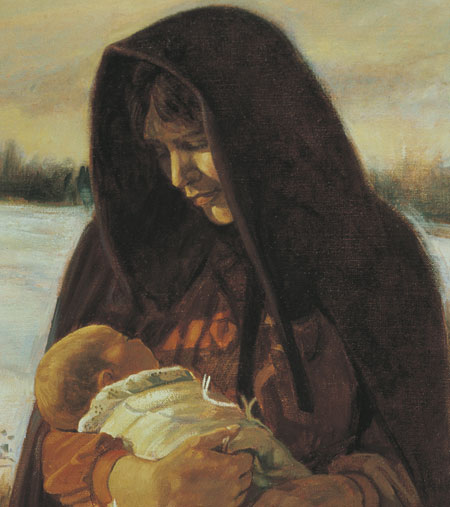 Madonna of the Plains