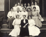 LDS Hospital nursing graduates, class of 1911