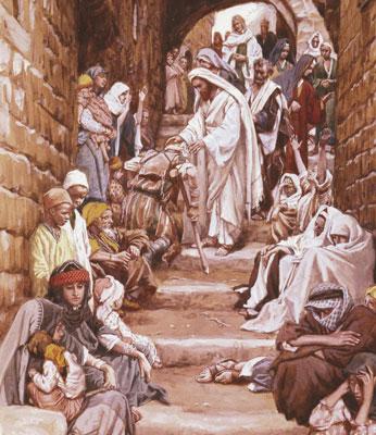 JESÚS Y LOS POBRES – Semana Santa de Daimiel