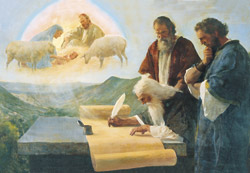 Isaiah Writes of Christ's Birth