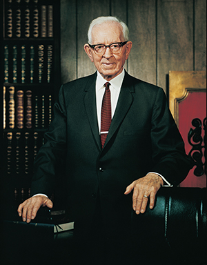 Präsident Joseph Fielding Smith
