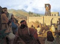 King Benjamin teaches