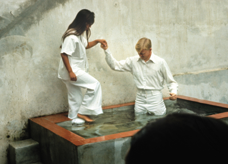 an introduction to the history of baptism Why should i get wet, and what does the bible say about it we discuss how baptism works, its history, who should be baptized, when, why, and how it is related to salvation.