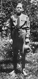 Howard W. Hunter, Eagle Scout