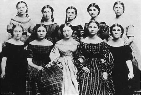 daughters of Brigham Young