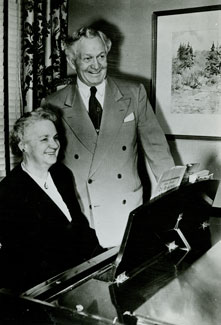 President and Sister McKay