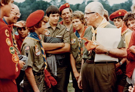 Scouts 1977