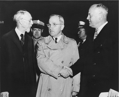 President Truman and President Smith