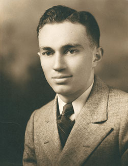 Gordon B. Hinckley as youth