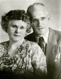 John and Nellie Hunter
