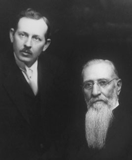 Joseph Fielding and Joseph F. Smith