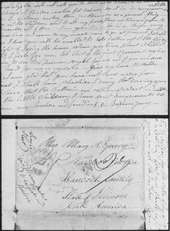 Brigham Young letter