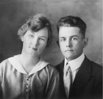 Spencer and Camilla Kimball