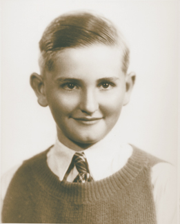 Thomas S. Monson, about age 12