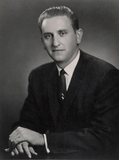 Thomas S. Monson as young man