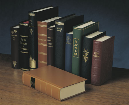 Bibles in many languages