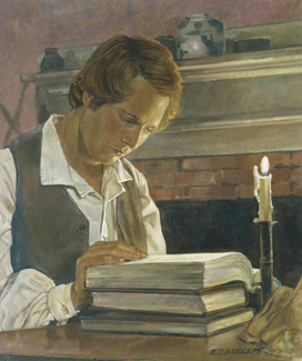 Image result for joseph smith translating