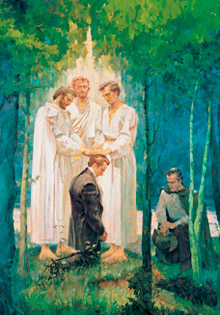 Melchizedek Priesthood Restoration