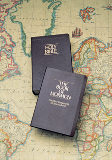 scriptures on world map