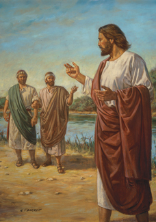 the history of st john a follower and student of jesus The apostle andrew abandoned john the baptist to become the first follower of jesus of nazareth, but john history has dealt thomas a apostles, except john.