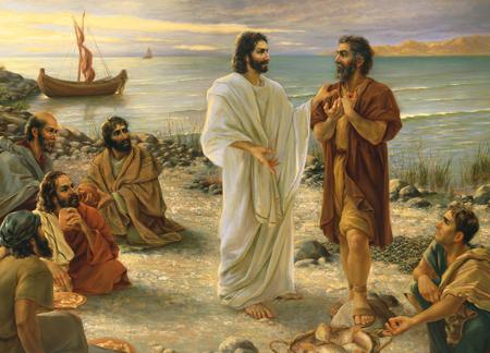 New Testament Student Manual Chapter 28 John 20 21