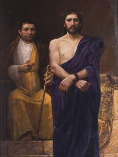 Christ and Pilate