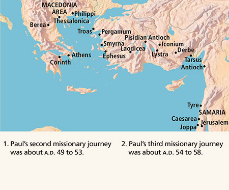 sermons mission church journey athens