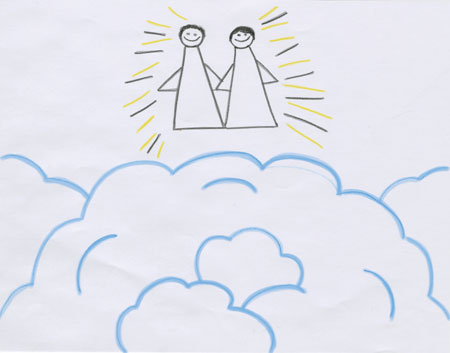 Jesus Simple Drawing Ask Them to Draw a Simple