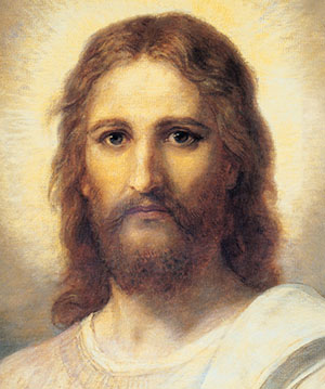portait of Jesus Christ