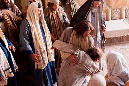 Resultado de imagem para Marcos 9,14-29