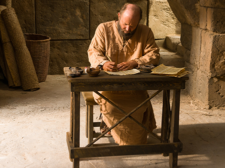 apostle paul as a prisoner in the book of ephesians There are a number of reasons why many scholars today believe paul was not the author of the book of  an apostle to the ephesians paul, an apostle of yeshua.