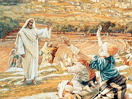 MÉDITATIONS CHRÉTIENNES POUR TOUTE L`ANNÉE - Pere Buse`e - Cie de Jésus - année 1708 Ten-lepers-christ-healed-tissot_1486354_inl