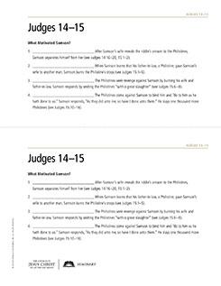 old testament seminary teacher manual lesson 78 judges 10 21. Black Bedroom Furniture Sets. Home Design Ideas