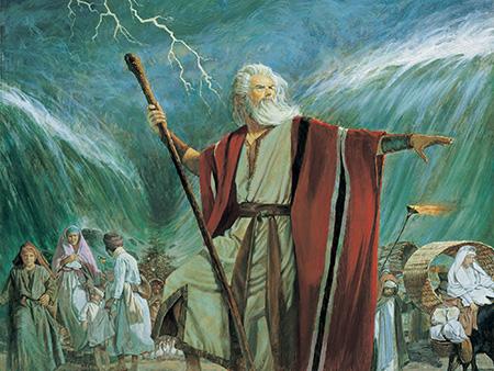 Dimanche 02 juin 2019/Septième dimanche de Pâques Moses-parting-red-sea-barrett_1116829_inl